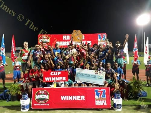 Top teams have registered for next week's Fiji Bitter Marist 7s. Picture: FT FILE