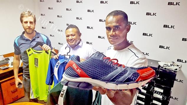 Petero Manoa, right, Liga Gukisuva and Matthew Capper. Picture: ELIKI NUKUTABU
