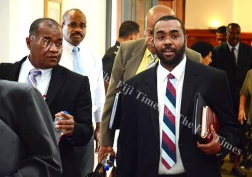 SODELPA MP Mosese Bulitavo loses his seat in Parliament after he was convicted on sedition charges. Picture: FT FILE