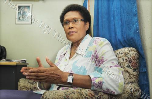 Veteran politician, Adi Sivia Qoro. Picture: ATU RASEA