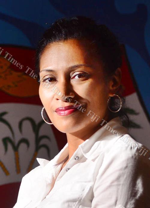 Lynda Tabuya. Picture: JOVESA NAISUA