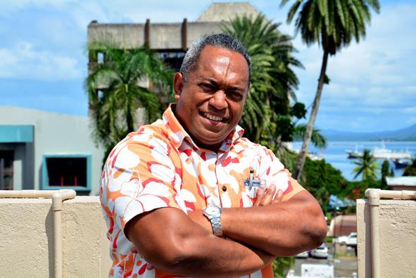Fred Wesley. Picture: ELIKI NUKUTABU