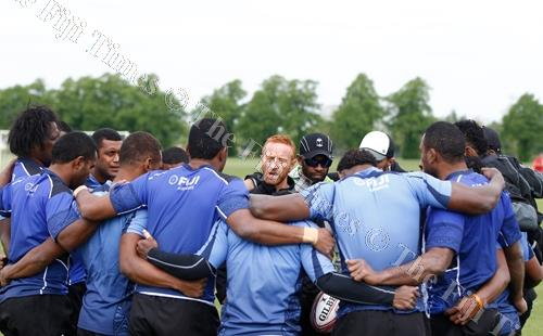 Fiji's most successful sevens coach Ben Ryan. Picture: FILE