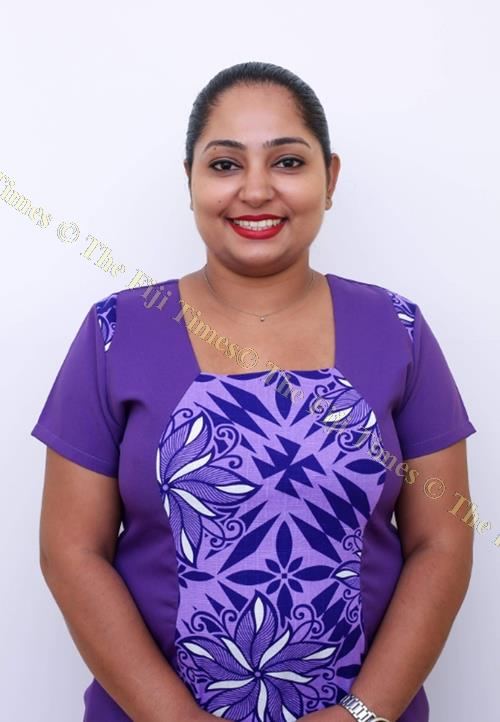 NFP provisional candidate Priyanka Ram. Picture: SUPPLIED
