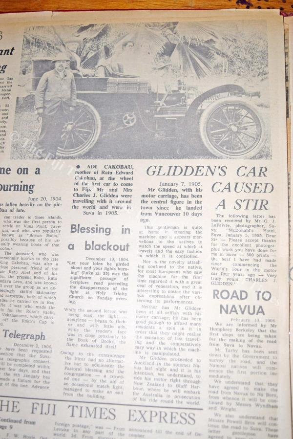 Newspaper articles from 1914. Picture: MATILDA SIMMONS