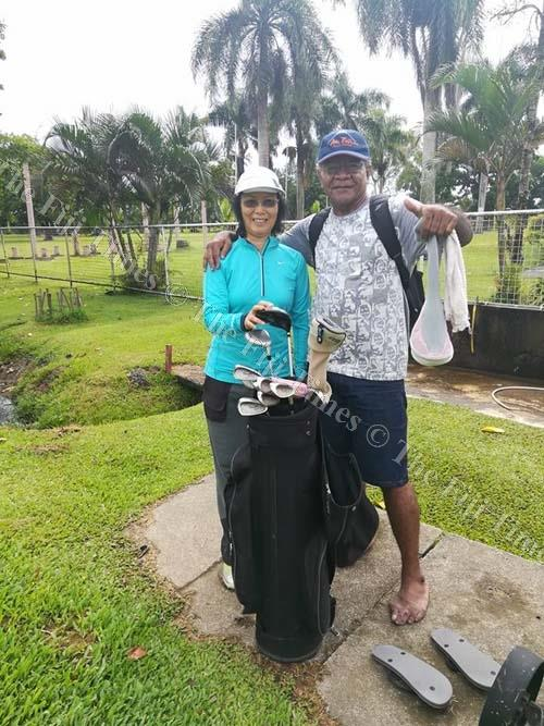 Fiji Golf club women members will complete for the Foster Cup. Picture: FT FILE