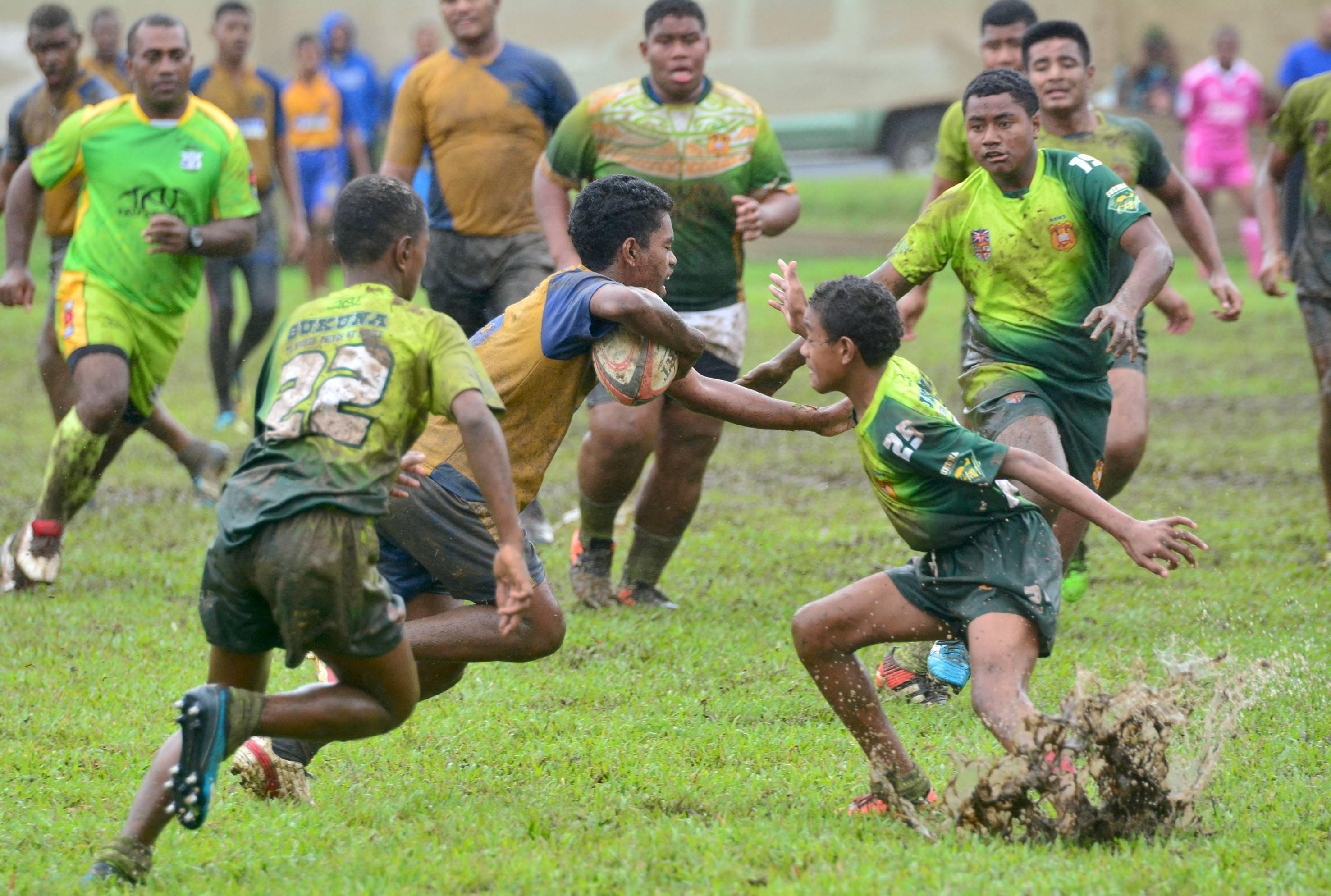 The Fiji Times » Southern Zone: Secondary school rugby results
