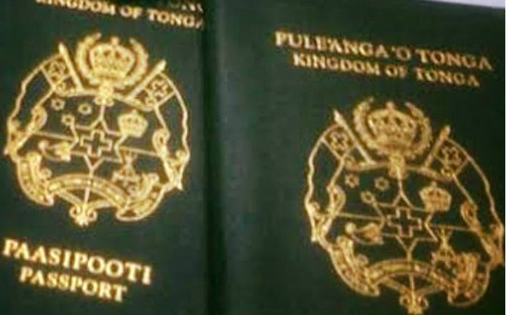 The Fiji Times » Tongan passport becomes more powerful in the 2018