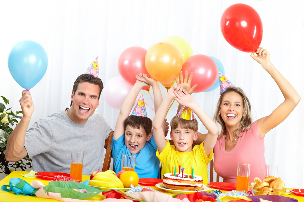 How to celebrate the birthday of the house