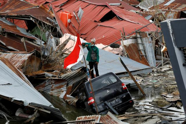 The Fiji Times » Search for victims of Indonesia disaster extended