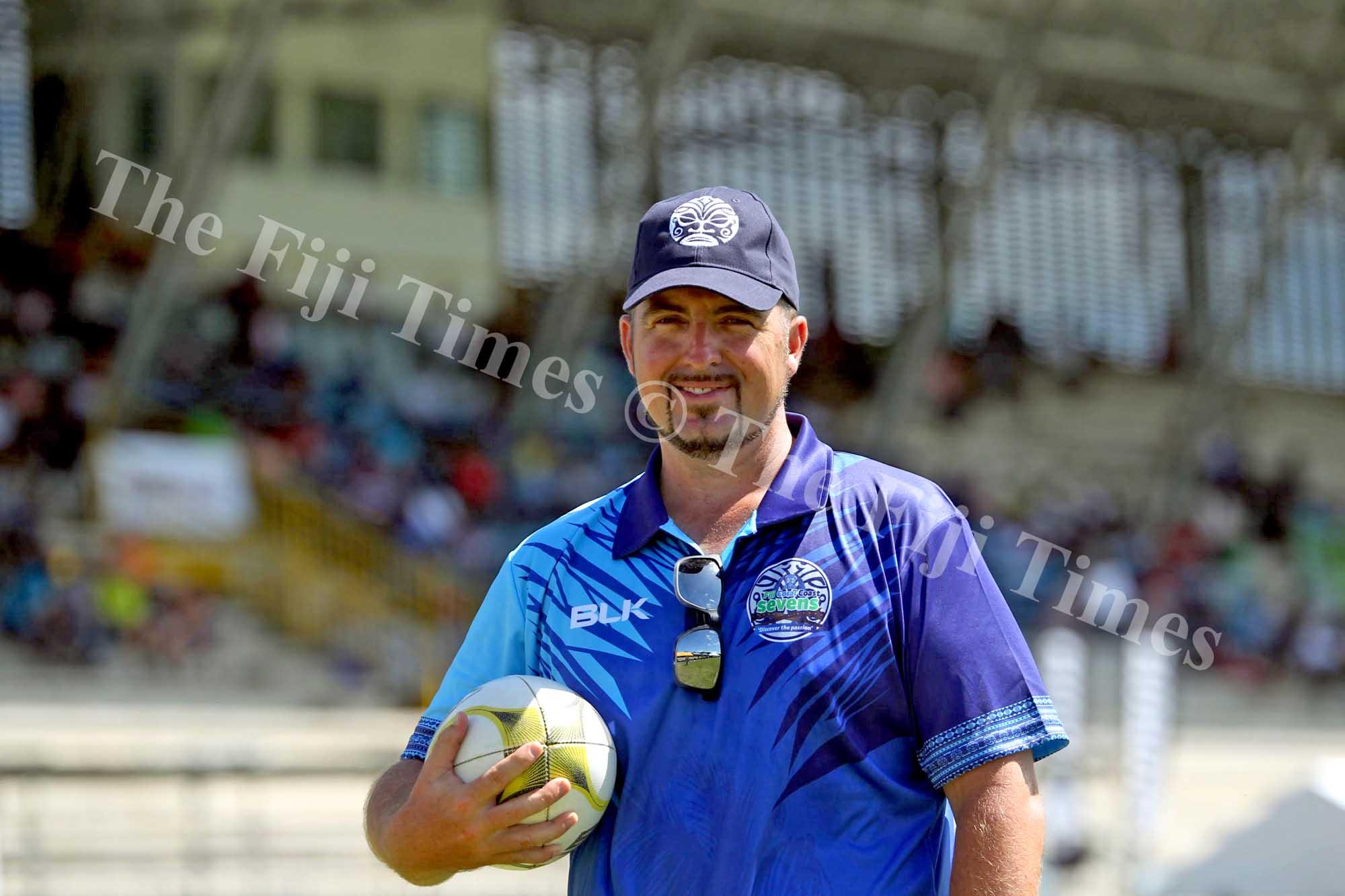 Jay Whyte. Picture: ELIKI NUKUTABU
