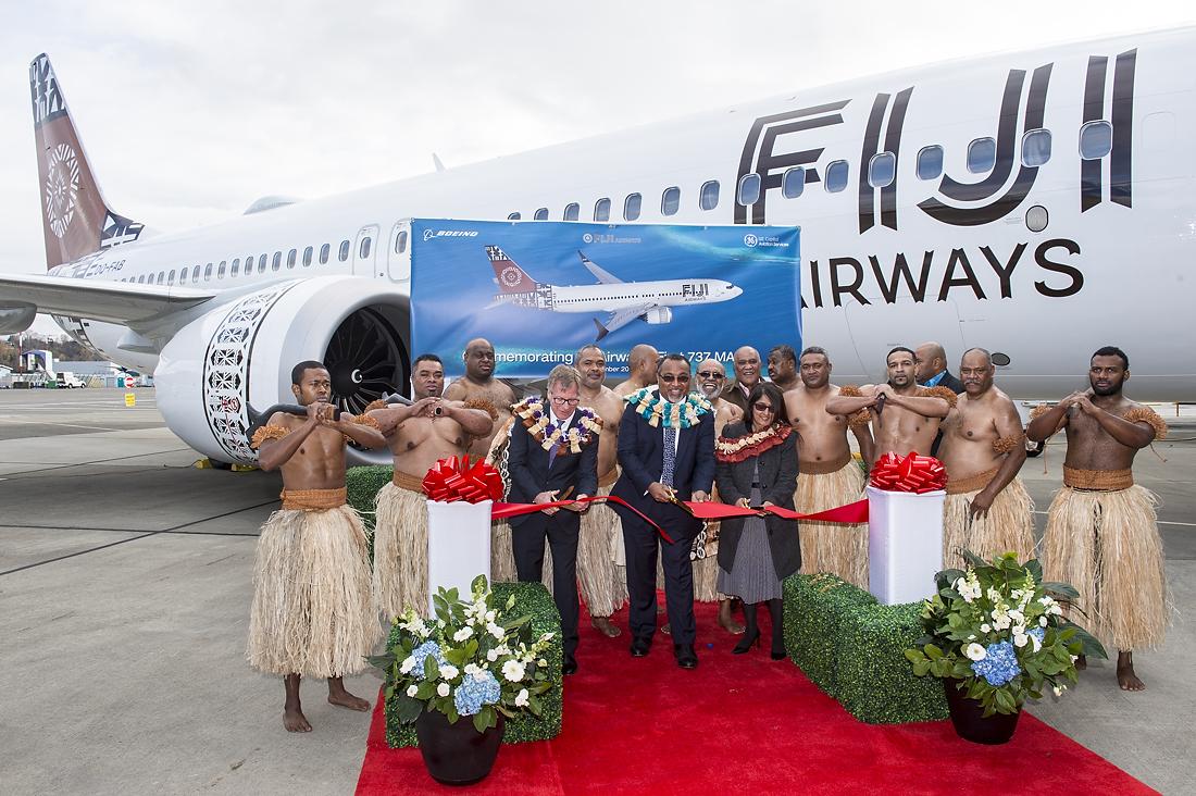 Resultado de imagen para fiji airways boeing 737 max