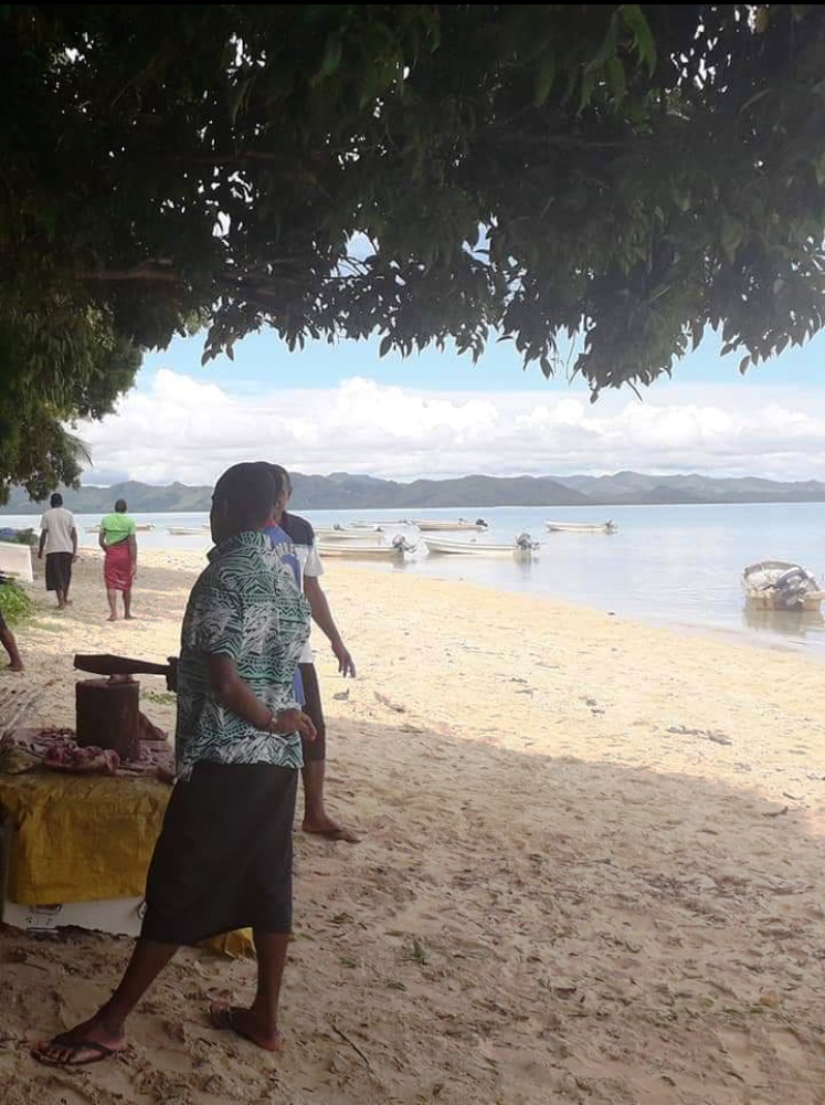 The Fiji Times » Kavewa villagers hold memorial service for