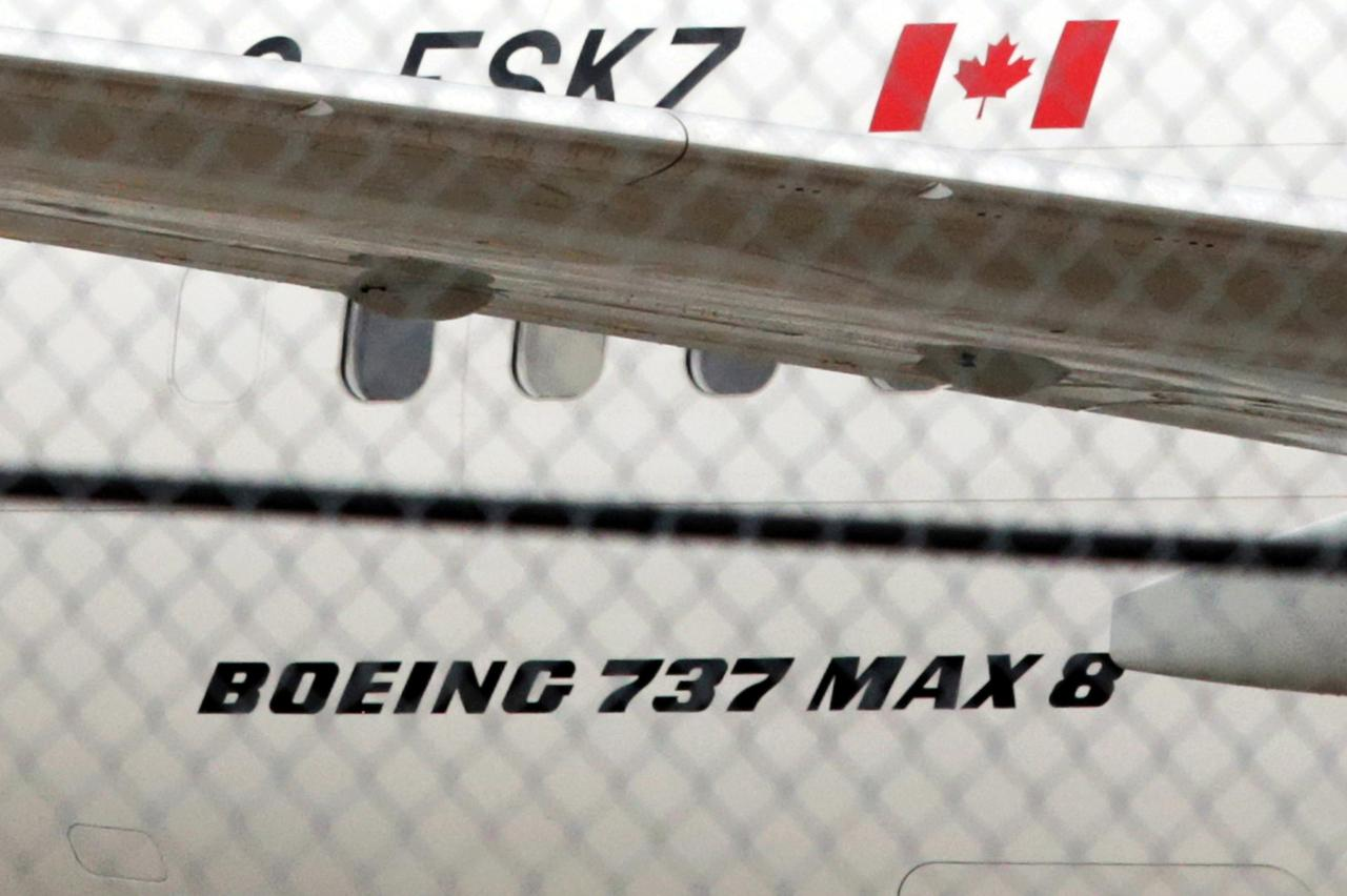 The Fiji Times » Canada re-examining Boeing 737 MAX approval after
