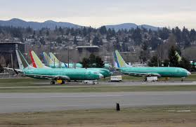 The Fiji Times » Boeing 737 MAX software patch expected before end
