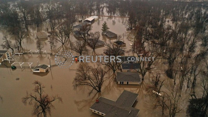The Fiji Times » Missouri River towns face deluge as floods move