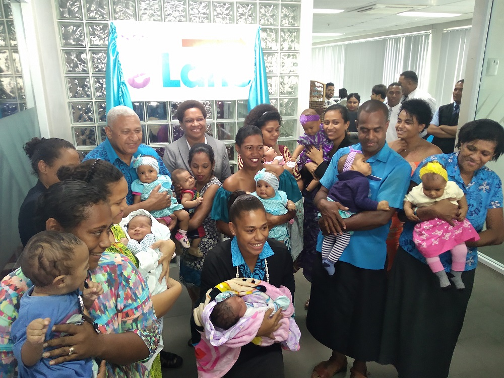 The Fiji Times » New birth registration mobile app launched for Fiji