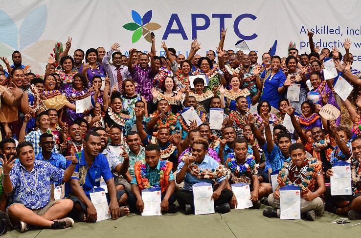 The Fiji Times » 163 Graduate From APTC