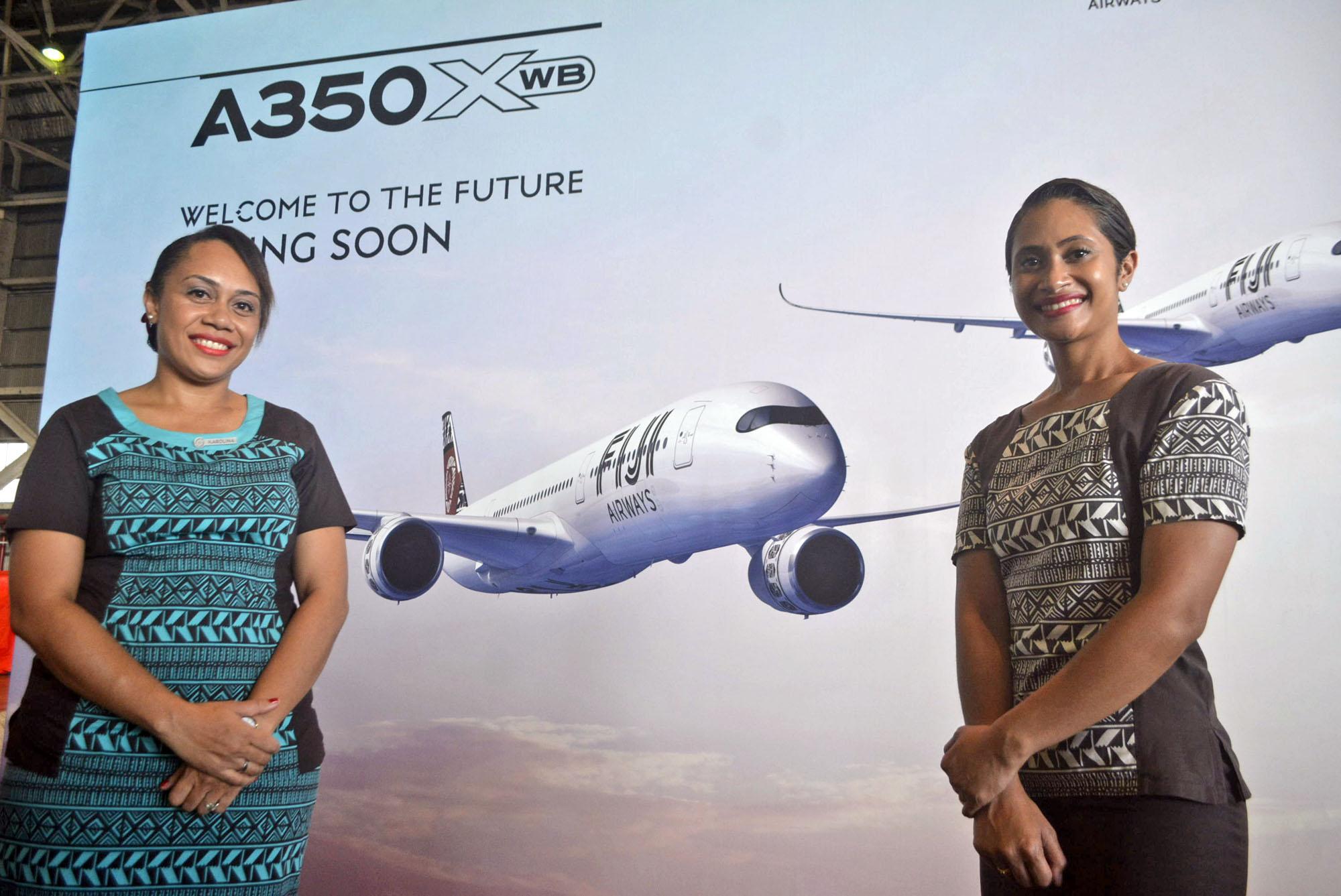 Resultado de imagen para Fiji Airways A350