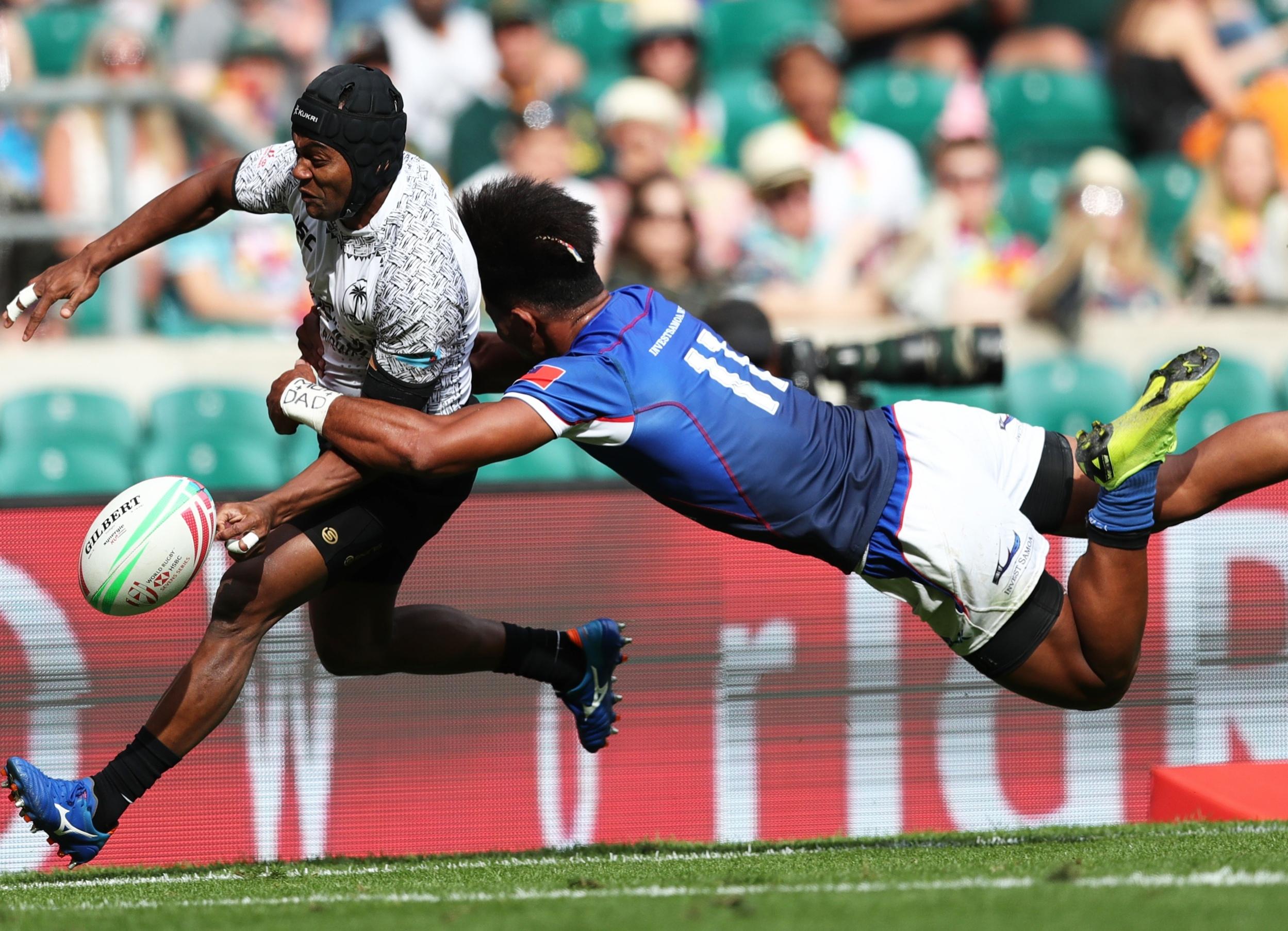 The Fiji Times » HSBC London 7s: Fiji in semi finals