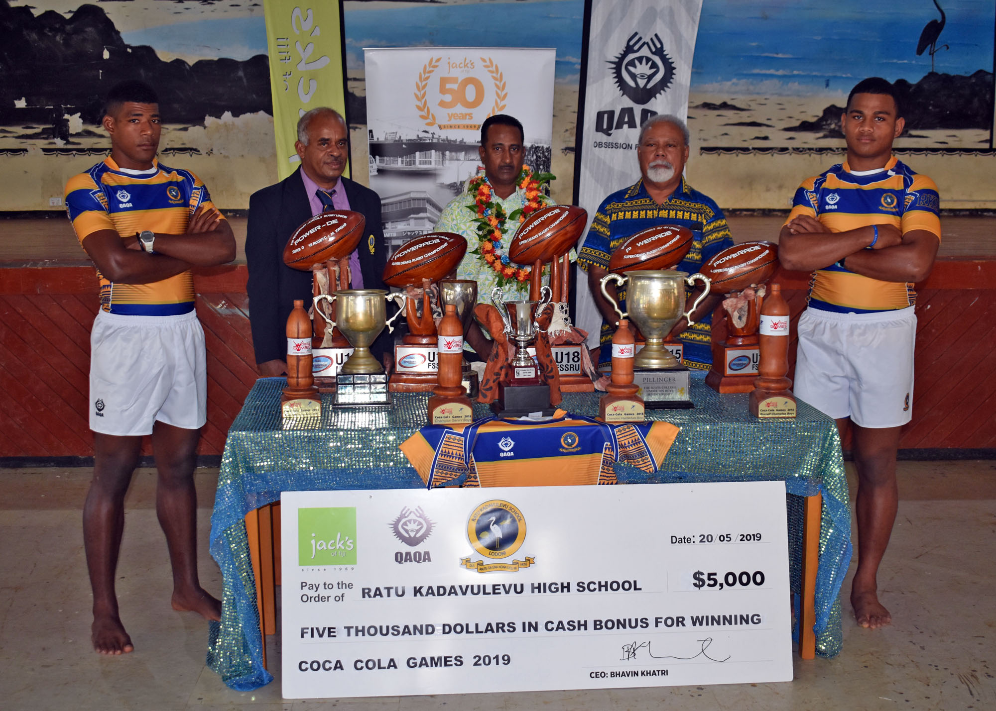 The Fiji Times » RKS gets $5k boost