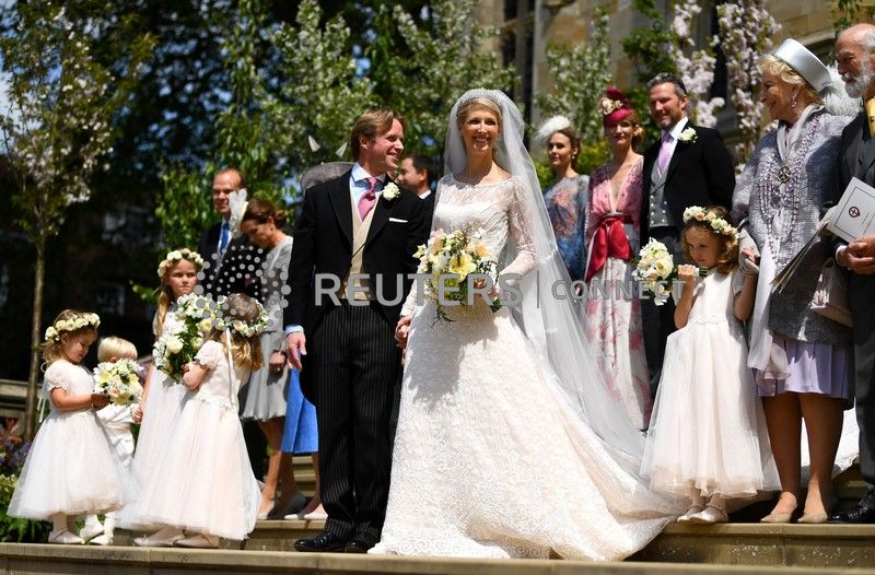 Wedding Dresses 2019 Near Me: The Fiji Times » Britain's Prince Harry, Queen Attend