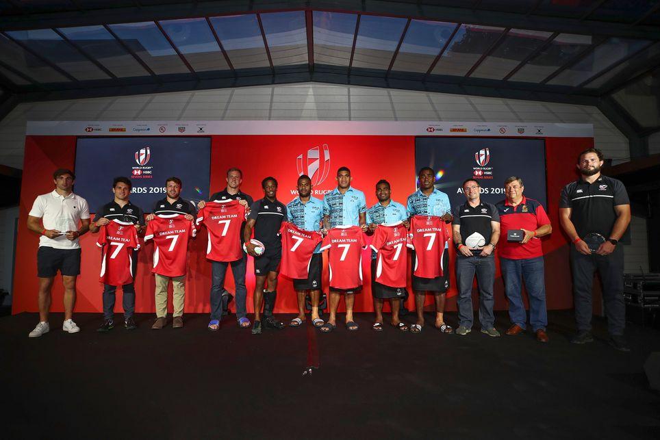 The Fiji Times » Fiji four in HSBC Dream Team