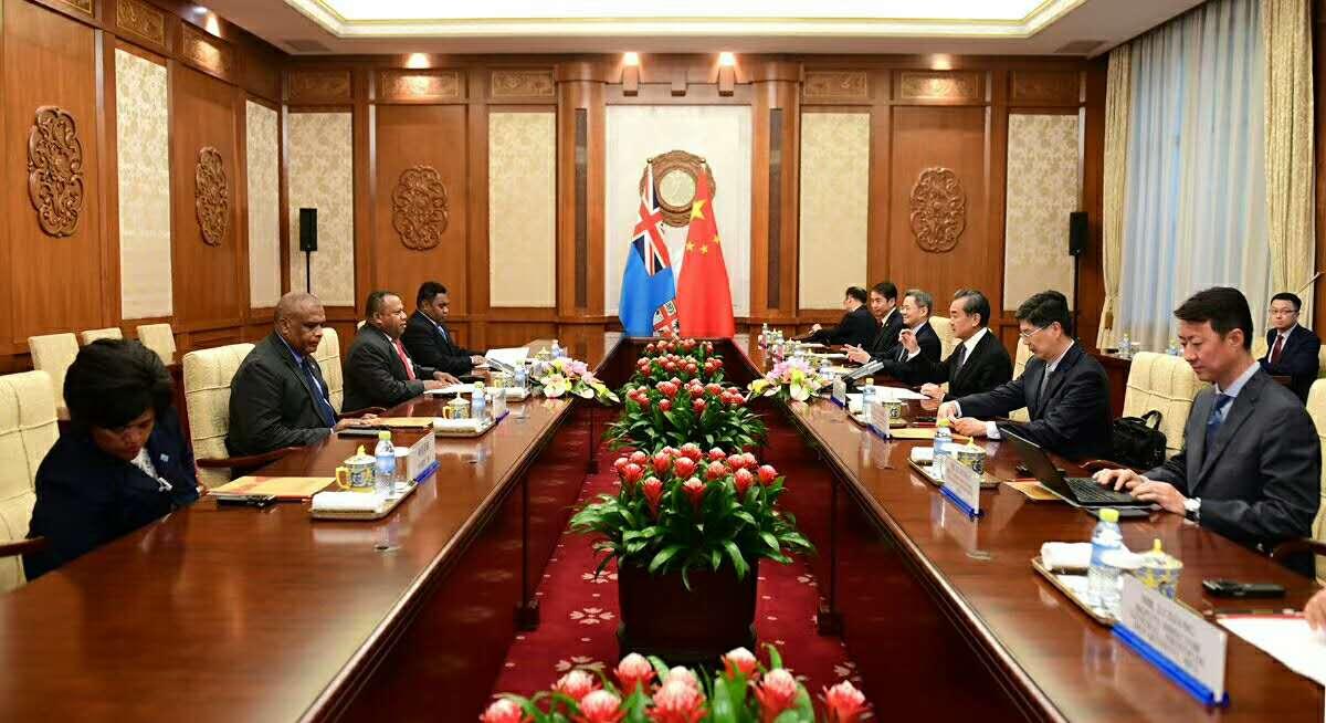 Seruiratu heads delegation to international seminar in China