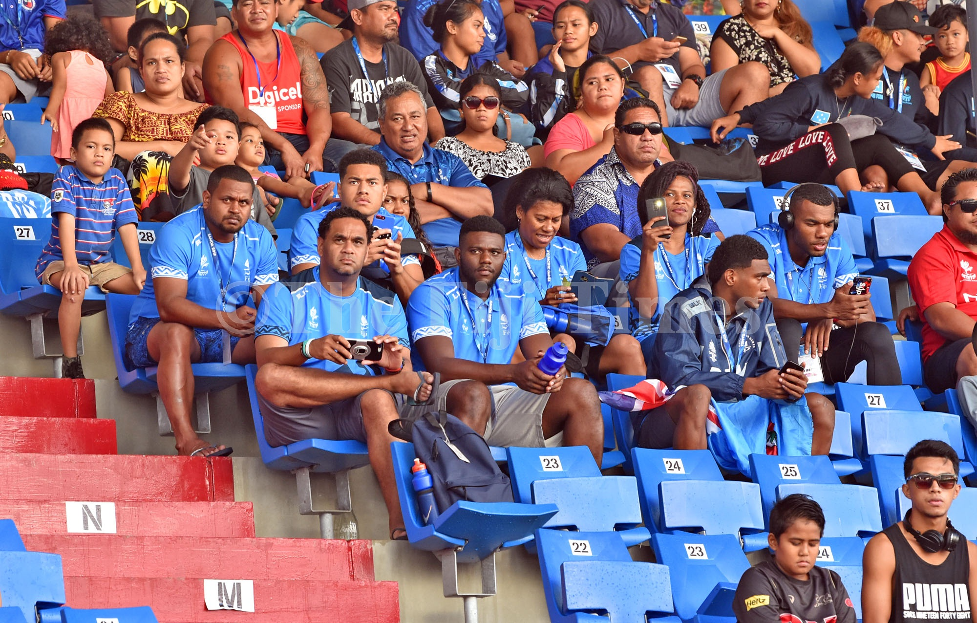 The Fiji Times » 2019 Pacific Games: Team Fiji moves up to fourth ...