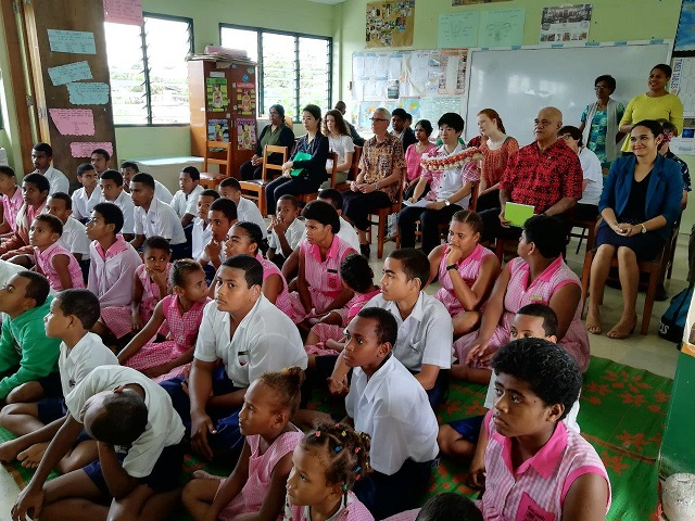 The Fiji Times » New bus Gospel School for the Deaf
