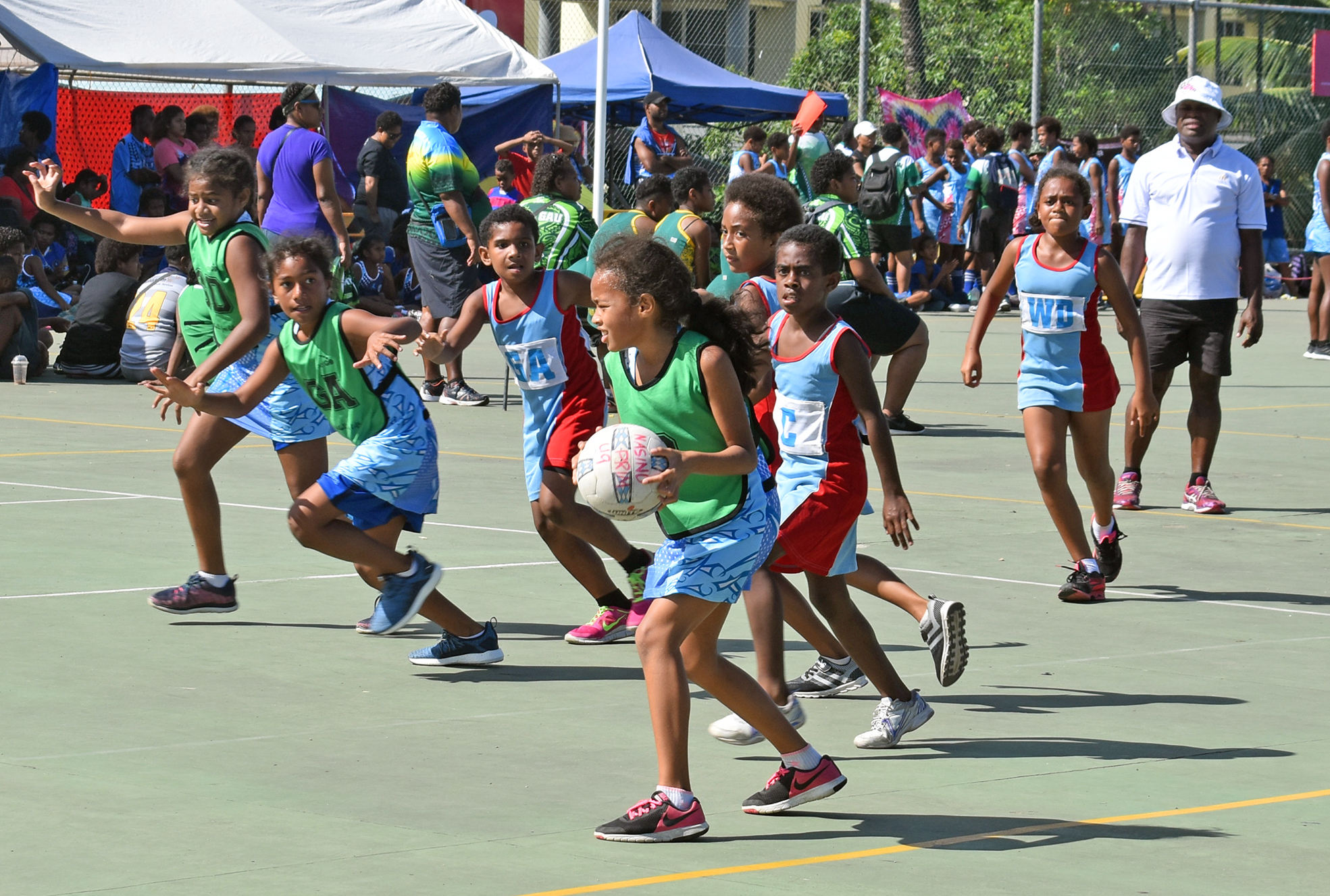 The Fiji Times » Primary schools netters show top court skills