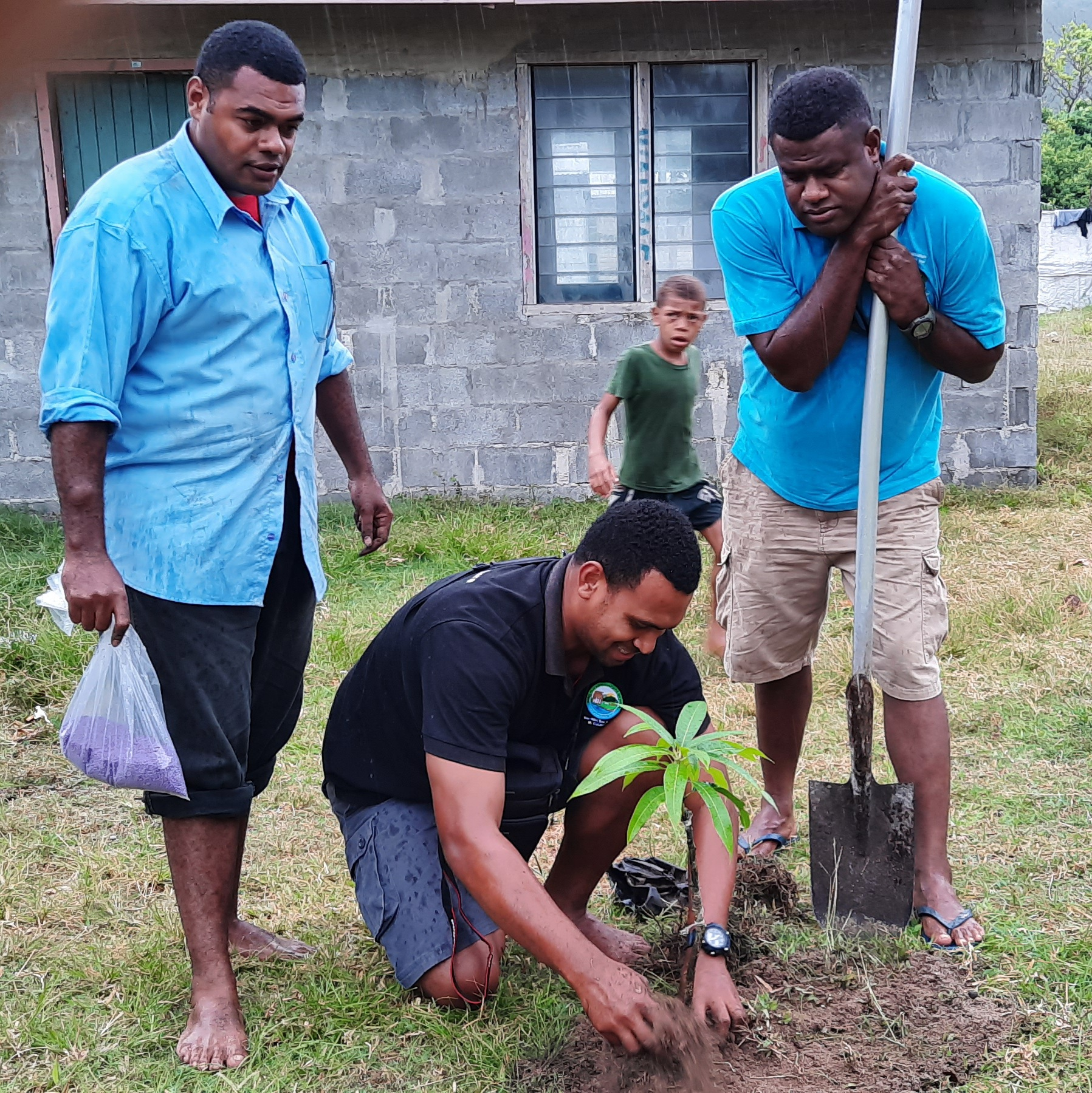 Yasawa villagers benefit from village nutrition security initiative
