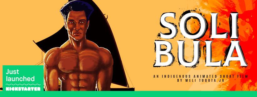 Indigenous filmmaker launches Soli Bula