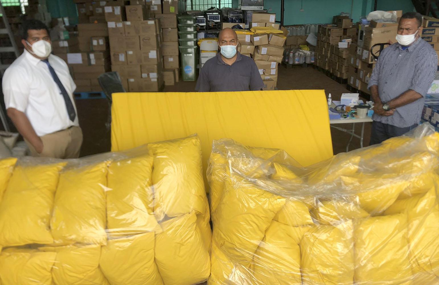 COVID-19: LDS Church $49k humanitarian assistance