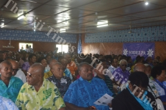 SODELPA Party members attend the Annual General Meeting in Lautoka. Picture: SHAYAL DEVI