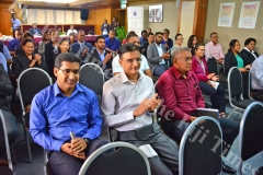 Guests at the launch of Capital Markets Week at the Reserve Bank of Fiji in Suva. Picture: ELIKI NUKUTABU