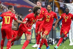The Japanese national team came within half an hour away from pulling off one of the more shocking results of the Word Cup. Japan held what seemed to be a convincing 2-0 lead in the second half before the talented Belgians stormed back to take control of the game in the final seconds winning by 3-2.Picture: CBS.Sports
