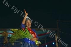 Miss Coral Coast Carnival winner Miss Jubaniwai Sudesh Transport Cema Bolawaqatab. Picture: BALJEET SINGH