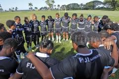 Fijiana, Flying Fijian training