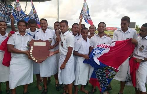 Five records as Marist takes the Suva Zone II athletics title home. Picture: Alisi Vucago