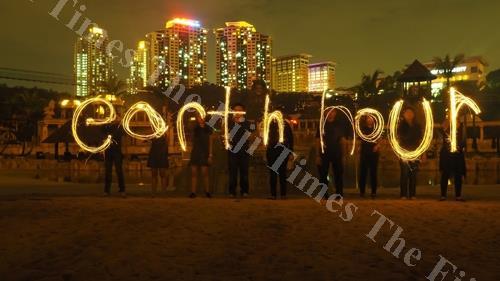 Denarau's Radisson Blu Resort Fiji and Fiji Marriott Resort Momi Bay will join the rest of the world to mark Earth Hour. Picture: ALI SARA