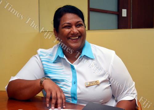 Shashita Nand explains her tourism journey. Picture: BALJEET SINGH