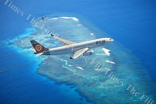 Fiji Airways plans to grow passenger numbers on its overall network by 12.6 per cent this year. Picture: SUPPLIED