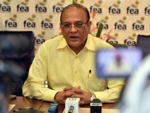Fiji Electricity Authority CEO Hasmukh Patel. Picture: FT FILE