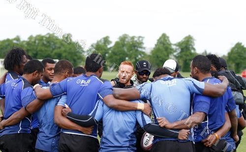 Fiji's most successful sevens coach Ben Ryan. Picture: FILE