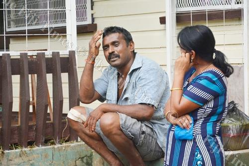 Jagdish Chand at his home in Vatulaulau Ba. Picture: REINAL CHAND