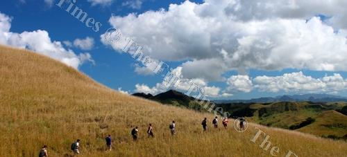 Talanoa Treks Fiji, which offers multi-day treks for tourists in the interior of Viti Levu, believes in streamlining business processes. Picture: SUPPLIED