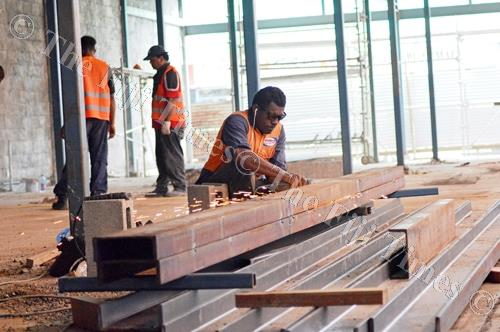 The Fiji Bureau of Statistics noted that the total estimated value of construction work put in place in the country last year was $540.4 million. Picture: FT FILE