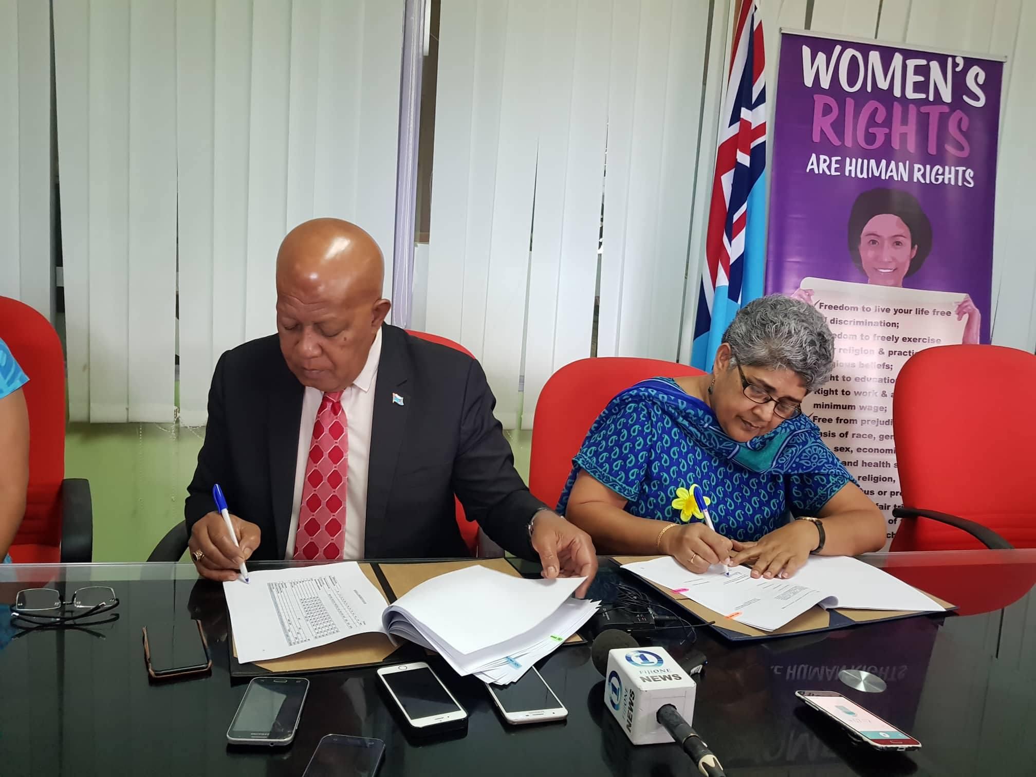 The Fiji Times » National helpline records majority domestic
